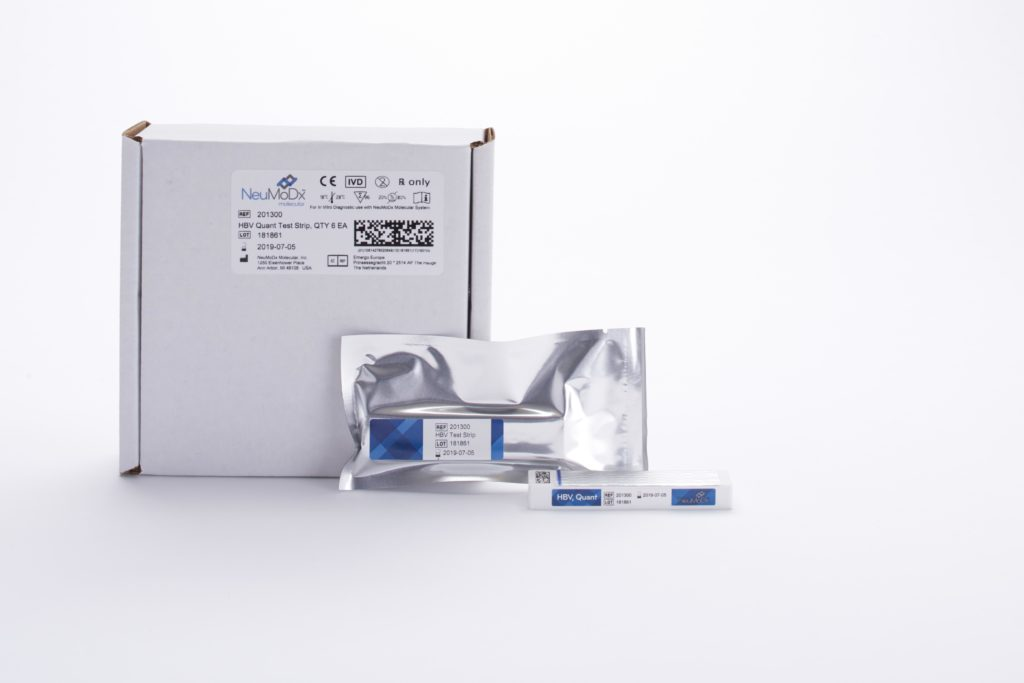 hbv test strip